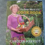 A REVIEW:  THE ZERO MILE DIET COOK BOOK