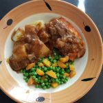 MEATLOAF WITH GRAVY!