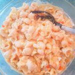 TUNA MACARONI AND CHEESE